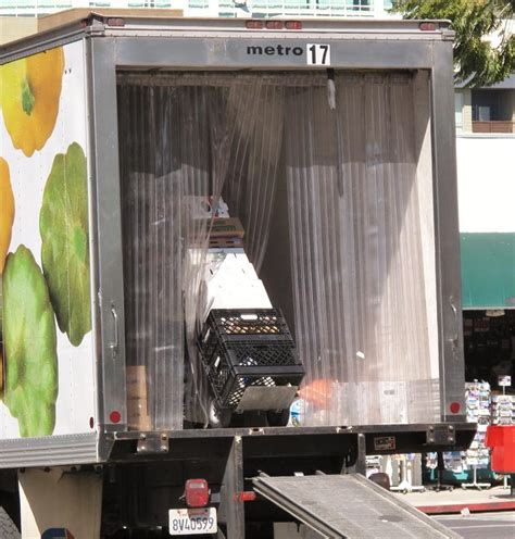 truck curtains plastic strip curtains for truck doors pvc strips for