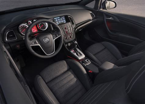 opel cascada interior 2016 buick cascada unveiled gm authority