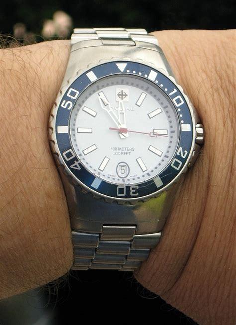 FS: Zodiac Sea Ghost on bracelet, used, only 90!   myWatchMart