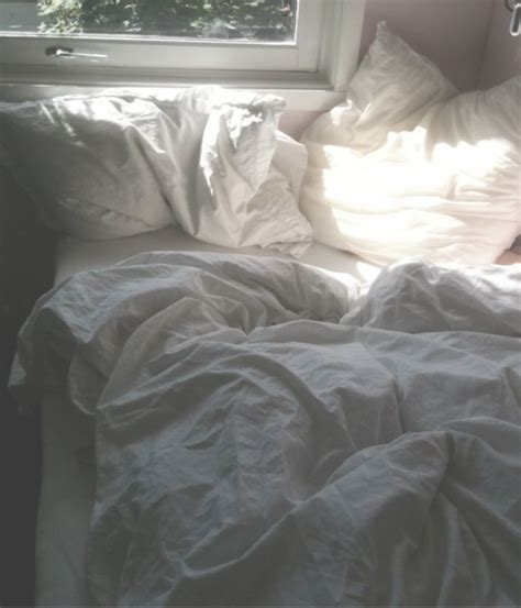 white bed tumblr light white wall sheets pink sun white sheets junkiedoll