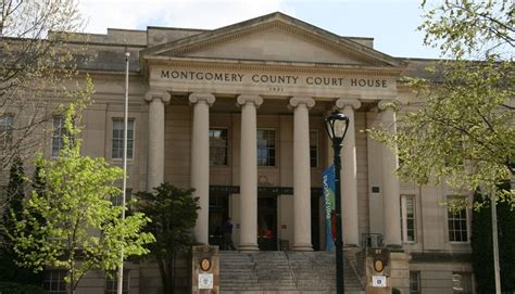 Montgomery County District Court Search Former Montgomery County Court Commissioner Pleads Guilty To Misconduct In Office