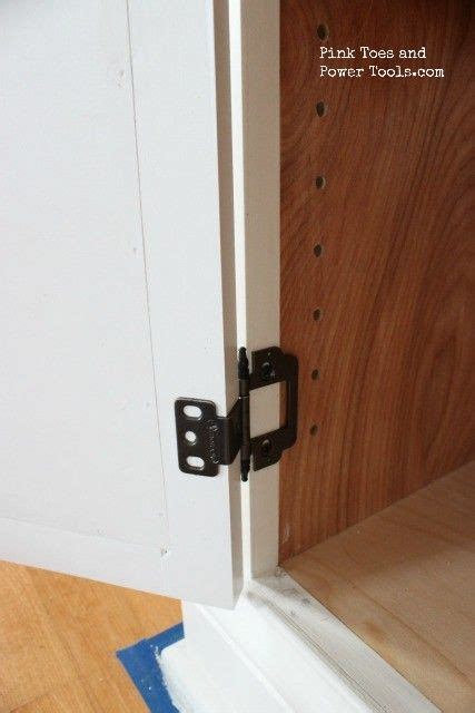 Cabinet Door Hinge Installation 25 Best Ideas About Door Hinges On Pinterest How To Remove Paint Offset Hinges And Gnome Door