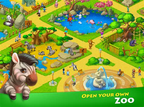 design your own zoo online game township android apps on google play