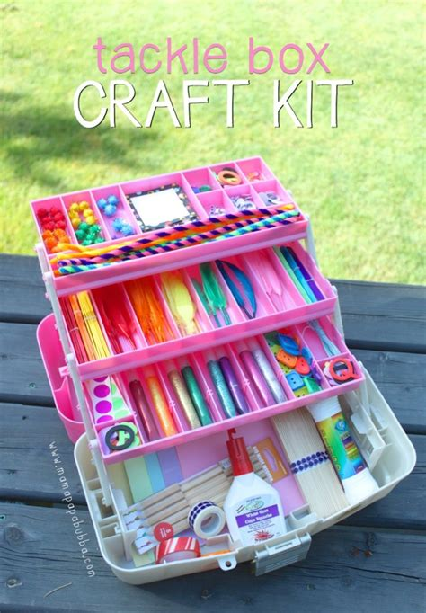 diy craft kits for 20 diy craft kits for gift ideas tip junkie