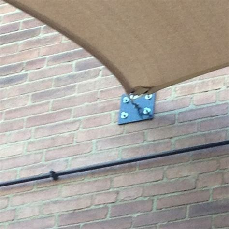 Patio Awning Wall Brackets Best 25 Inexpensive Patio Ideas On