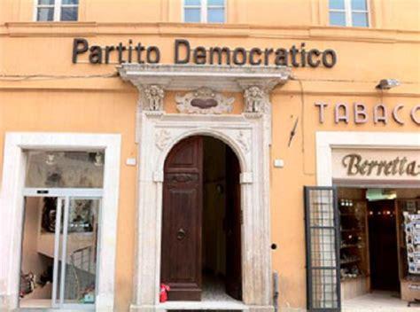 pd sede nazionale democratici quot serve un pd pi 249 veloce e autonomo dalle