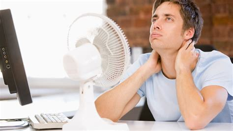 Comfortable Temperature For Office by Three Free Ways To Keep Your Cool