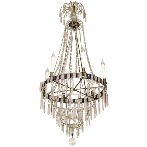 Neoclassical Chandeliers A Neoclassical Baltic Six Light Chandelier C 1790s At 1stdibs