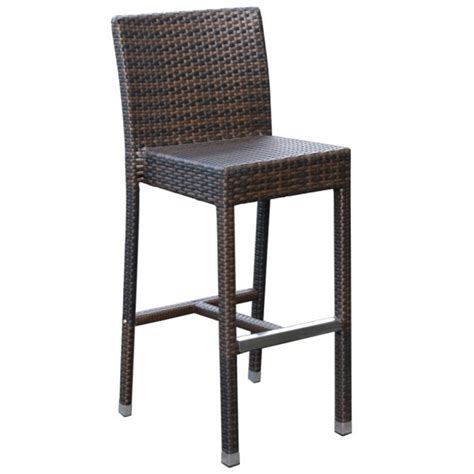 outdoor commercial bar stools pia rattan bar stool outdoor commercial apex