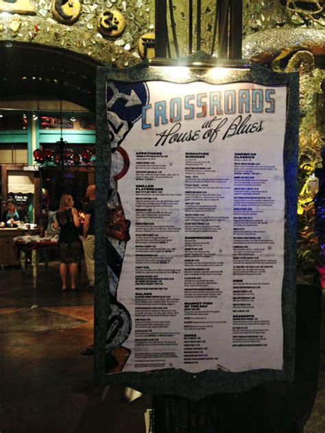 Crossroads House Of Blues by Las Vegas Restaurant Crossroads At House Of Blues Home