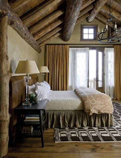 Rustic Bedroom Decorating Ideas by 22 Inspiring Rustic Bedroom Designs For This Winter