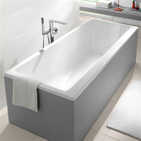 villeroy and boch bathroom villeroy and boch subway duo rectangular bath uk bathrooms