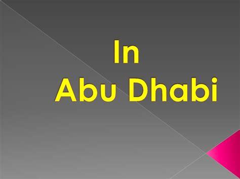Distance Mba In Abu Dhabi by Minuni Arhitecturale Din Abu Dhabi