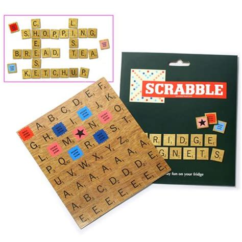 fridge scrabble scrabble fridge magnet set s of kensington