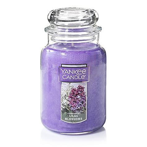 best yankee candle scents for bedroom yankee candle 174 lilac blossoms scented candles bed bath