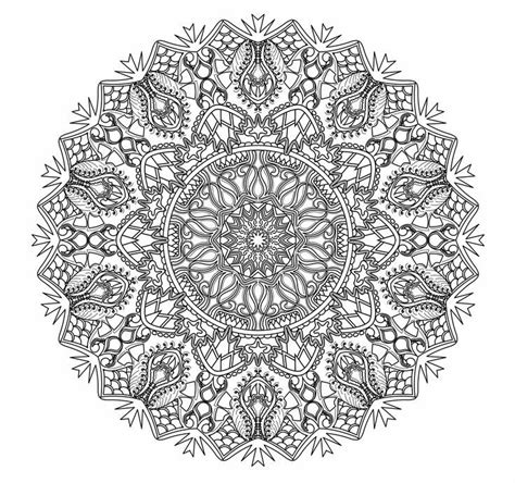 intricate valentine coloring pages 25 best ideas about mandalas to color on pinterest how