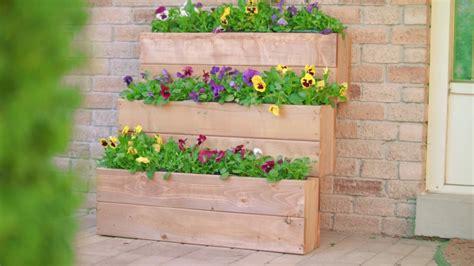 build   tier planter box youtube