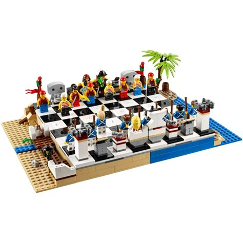 Star Wars Chess Sets by Lego Pirates Sets 40158 Pirates Chess Set New