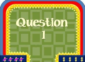 plinko board template plinko template for powerpoint by mrs tpt