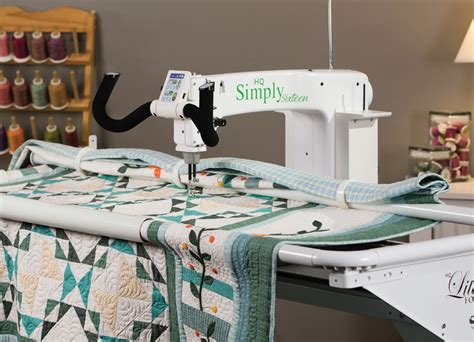 Hq Sixteen Quilting Machine by Handi Quilter Simply Sixteen 16 Inch Arm With Hq Foot