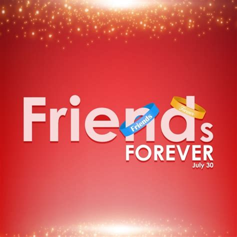 best friends forever full version download friends forever shiny red background vector free download