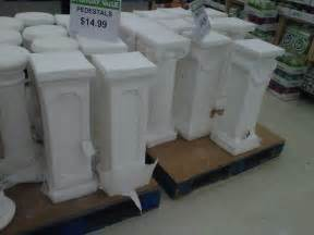 Pedestal For Sale 28 Quot Tall Plaster Pedestals 8 99 Ac Moore