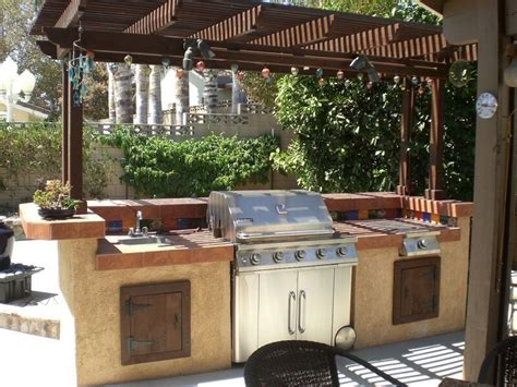 Patio Kitchen Ideas 27 Best Outdoor Kitchen Ideas And Designs For 2017