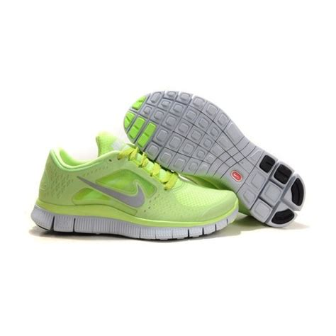 nike free 5 0 v3 womens running shoes 2014 nike free 5 0 v3 s running shoes green silver
