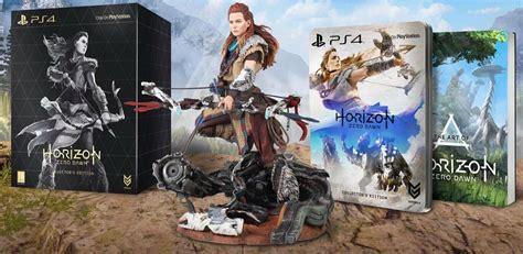 libro horizon zero dawn collectors post gu 237 a de compras navide 241 as los sonyers 3djuegos