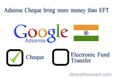 Adsense Xcode | google adsense cheque brings more money than eft deepak