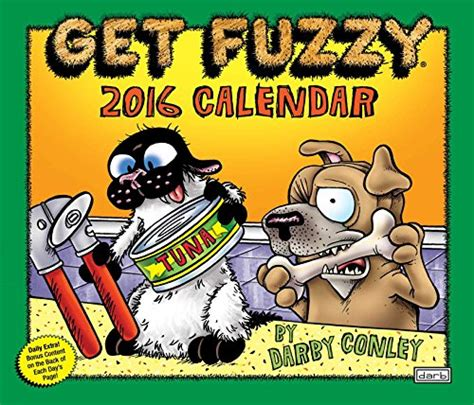 get fuzzy 2018 day to day calendar read get fuzzy 2016 day to day calendar by