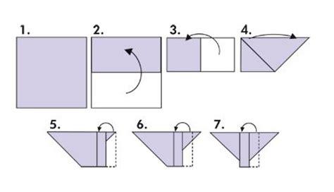 Origami Nappy - flat origami fold baby pregnancy tips