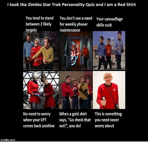 Star Trek Red Shirt Meme - red shirt imgflip