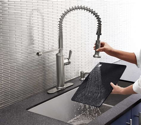 When it s time for a new kitchen faucet i turn to kohler