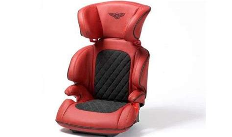 designer car seats for toddlers supercar baby seats the personalized bentley baby car