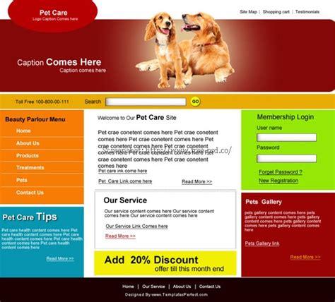 11 Best Restaurant Website Templates Images On Pinterest Restaurant Website Templates Chinese Pet Care Website Templates