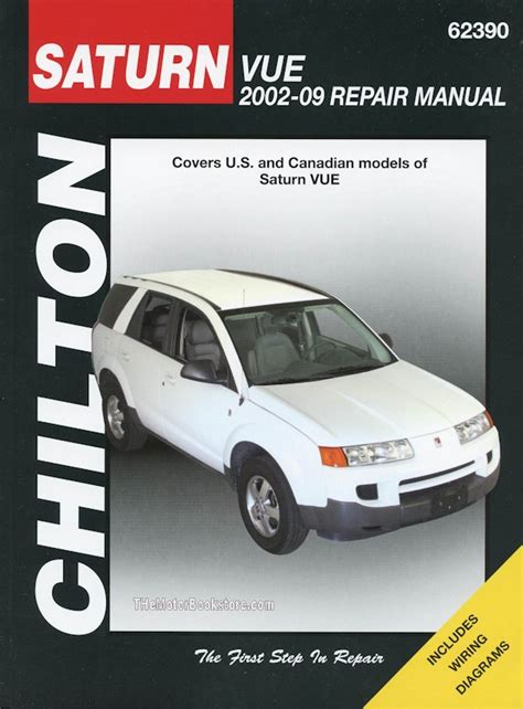 service manual motor auto repair manual 2004 saturn l series interior lighting 2002 saturn l saturn vue repair service shop manual 2002 2009 chilton 62390