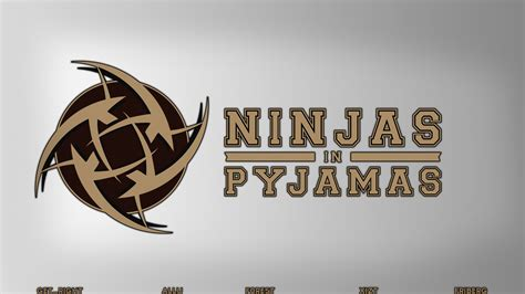 Ninjas In Pyjamas ninjas in pyjamas cs go wallpapers and backgrounds