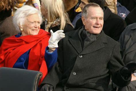 Bush 5 1 Day by Former Barbara Bush Turns 90 Upi