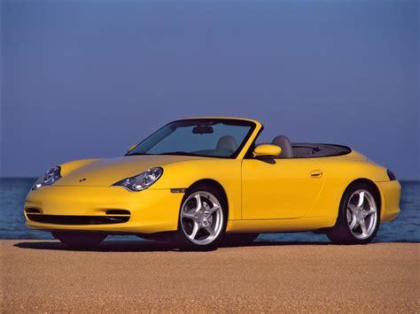 porsche yellow 2002 porsche 911 carrera 4 cabriolet review