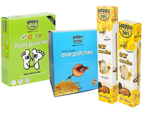 Happy Detox Patches Australia by Wholesale Enquiries Ear Candles Happy Therapies