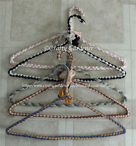 yarn hangers pattern yarn covered clothes hanger craftbnb