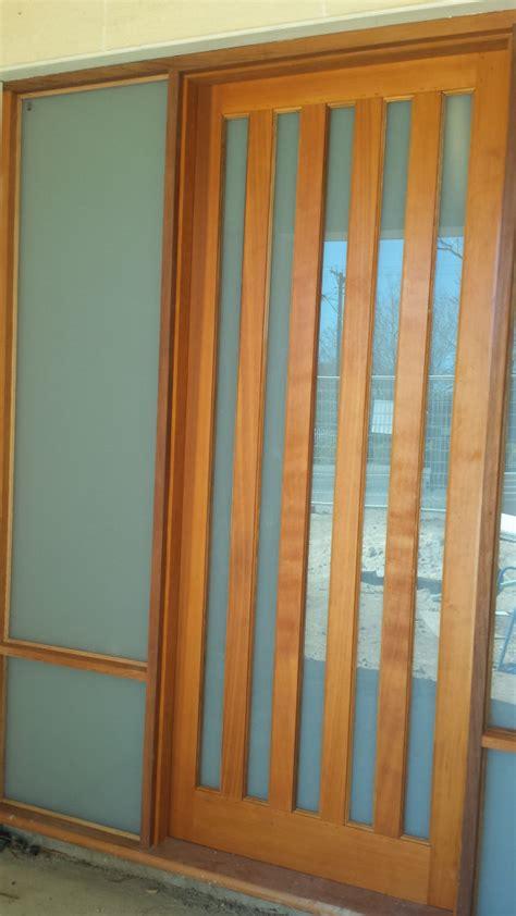 Cedar Front Door Timber Front Doors The Window