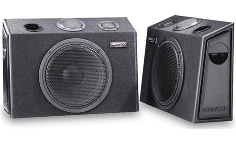kenwood truck kenwood ksc 9903 3 way truck speaker boxes at crutchfield com