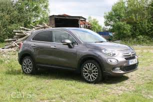 Fiat 500 Air Reviews Fiat 500x 1 4 Multiair 140hp Lounge Review 2016 Cars Uk