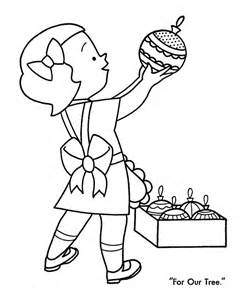 coloring decorations tree ornaments coloring pages coloring home