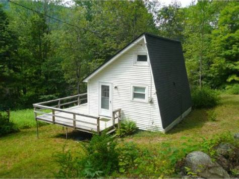 tiny house for sale with land 400 sq ft country cottage in vermont with land for 63k