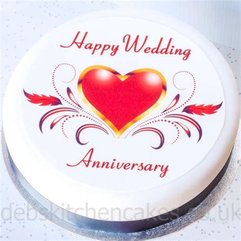 Wedding Anniversary Updates For by Happy Marriage Anniversary Cake Www Pixshark