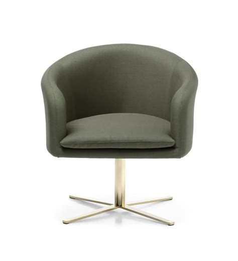 swivel base for armchair armchair with swivel base in steel for waiting rooms