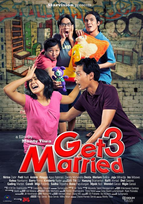 download film indonesia get married 5 get married 3 3 of 3 extra large movie poster image